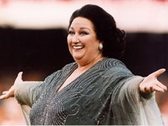 1000 images about montserrat caballe on pinterest freddie mercury barcelona and opera singer - Canta casta diva ...