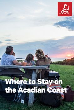 Where to Stay on the Acadian Coast | Looking for a beach cottage, inn or campground? We've got you covered. | Tourism New Brunswick blog