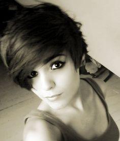 scene pixie cut tumblr - Google Search  I want this hair cut SO BAD