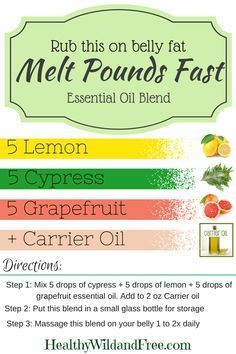Buddha Belly? Muffin Top? Rub This On Belly Fat To Melt Pounds Faster. Learn More Here: http://healthywildandfree.com/buddha-belly-rub-this-essential-oil-on-belly-fat-to-melt-pounds-faster/