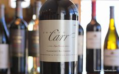 The Reverse Wine Snob: Joseph Carr Napa County Cabernet Sauvignon 2012 - A Classy Cab. A smorgasbord of complex aromas and flavors. http://www.reversewinesnob.com/2015/02/joseph-carr-napa-county-cabernet-sauvignon.html