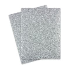 Glitter Paper - Silver Glitter Letter Size - 10 PK Specialty coated glitter paper for durability and no shedding. colorful glitter which cuts ni Letter Size, Silver Glitter, All The Colors, Card Stock, Embellishments, Card Making, Size 10, Scrapbook, Lettering