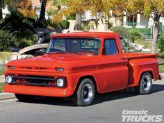 64 Chevrolet SWB Step Side PU Truck.!!!