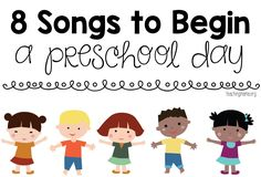8 Songs to Begin the School Day