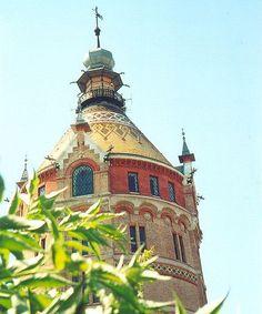Der Wasserturm in Wien