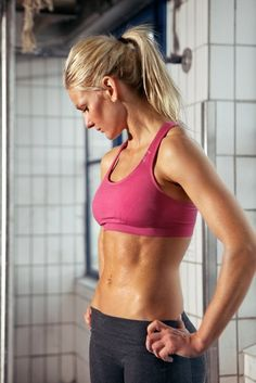 Flat Belly Workout Looking for that elusive flat stomach? Combine the flat belly workout with a healthy diet along with weekly cardio, and you will reach your goal in no time! Wh