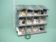 US $42.95 New in Dolls & Bears, Dollhouse Miniatures, Animals & Pets