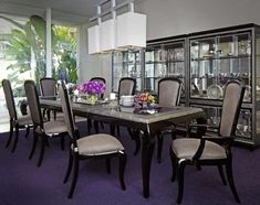 Asha 9-Piece Solid Wood Dining Set | Dining sets, Solid wood and Woods