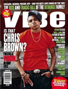 Vibe Magazine Cover | Young Jeezy and Trey Songz Cover Vibe Magazine