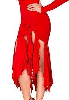 DSI Karina Latin Dance Skirt 3260