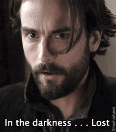 Tom Mison Fans - shashaaussi:   Sleepy Hollow 3x10 Ichabbie in the...