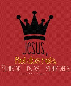 JESUS REI DOS REIS ★Estrela da Manhã★