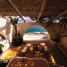 Lampedusa (Sicily), Italy - villa
