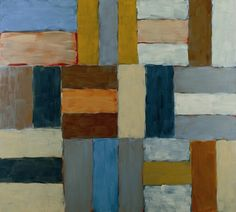 Sean Scully: Wall of Light Light, 1999