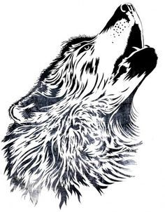 ideas wood burning art wolf for 2019 Wood Burning Stencils, Wood Burning Patterns, Wood Burning Art, Wolf Stencil, Stencil Art, Pyrography Patterns, Arte Tribal, Wolf Tattoo Design, Wolf Howling