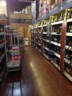 Total wine & more (one in Atlanta)