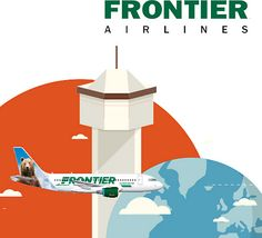 Frontier One Way Flights from $29+: Book by 9/22 & Travel thru 3/1/17 #coupons #discounts