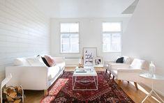 4 Claves de la decoración de estilo escandinavo de una bonita casa en Finlandia