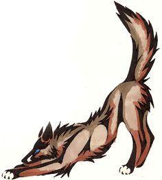 Coyote by CaptainMorwen.deviantart.com on @deviantART
