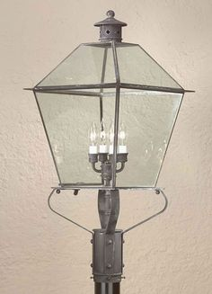 Troy Montgomery 4-Light Post Lantern TR-P8961CI $970.00