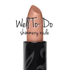 """""""Well To Do""""  Moodstruck Opulence Lipstick by Younique #younique"""