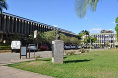 Praça Três Poderes de São Lourenço MG