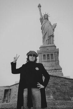John Lennon. Forever.   October 9th, 1940 - December 8th, 1980
