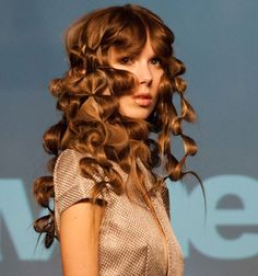 Hair from West Coast Beauty's Meange A Trois by Angelo Seminara! See more at SalonMagazine.ca!