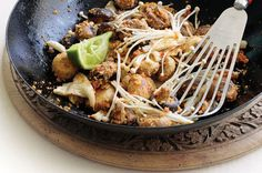 A delicious medley of mushrooms to tantalise your taste buds.