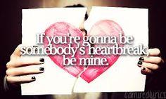 Somebody's Heartbreak lyrics