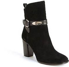 tory burch suede ankle boots - - Yahoo Image Search Results