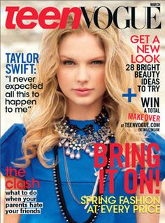 Taylor Swift March 2009