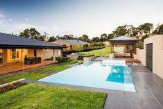 gazébos orginal piscine moderne