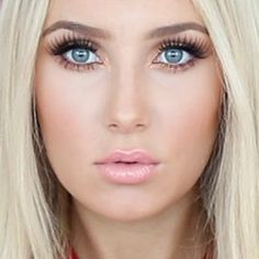 Lauren Curtis | http://www.youtube.com/user/laurenbeautyy Freaken love her makeup tutorials!