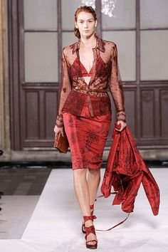 Hermès Spring 2006 Ready-to-Wear Collection Photos - Vogue