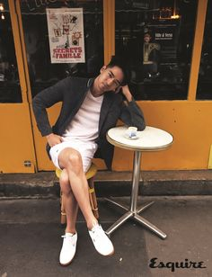 Lee Jin Wook - Esquire Magazine July Issue '16 Lee Jin Wook, Lee Jong Suk, Asian Actors, Korean Actors, Gong Yoo, Korean Men, Dream Guy, Esquire, Boyfriend Material