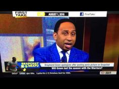 STEPHEN A. SMITH & MAX KELLERMAN REACT TO DRAYMOND GREEN'S OFFSEASON BAD DECISIONS
