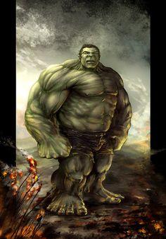 The Hulk - Paul Cartwright