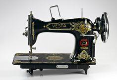 Maszyna do szycia – Wikipedia, wolna encyklopedia
