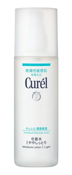 Kao Curel Sensitive Skin Care Moisture Lotion I Light 150ml