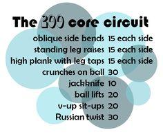 Slim Sanity: Move It Monday: The 200 Core Circuit
