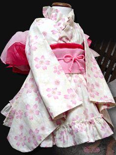 新作商品ギャラリー - 京都瑠璃雛菊 I dont care if this is a childs dress, I want one in my size.
