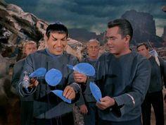 spock, pike and exobotanics