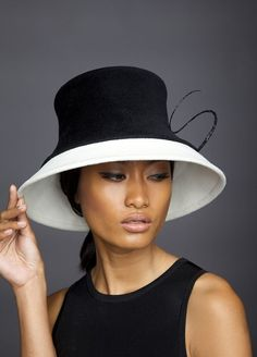 "French bucket hat | ( ""Beautiful Hats In The Black Church Declining"" )"