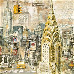 Tyler Burke ~ In Manhattan