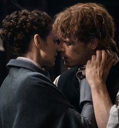 """balfeheughlywed: """" themusicsweetly: """"Jamie x Claire 