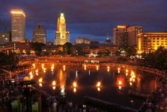 On Saturday, braziers will burn on Providence's riverfront, and once again, WaterFire's organizers are collaborating with the Gloria Gemma Breast Cancer Resource Foundation on Flames of Hope, an event that mixes family-friendly activities with breast cancer awareness and prevention resources.