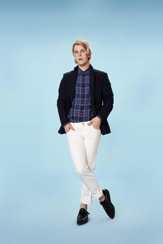 Tom Odell for UNIQLO Spring 2014 Campaign