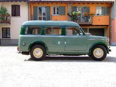 FIAT 110/103 Industriale Giardinetta