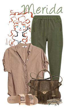 """""""Merida"""" by alyssa-eatinger ❤ liked on Polyvore featuring Vero Moda, Xirena, Ella Rabener, Ted Baker and Aéropostale"""